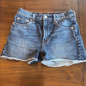 NWOT Gap denim jean shorts